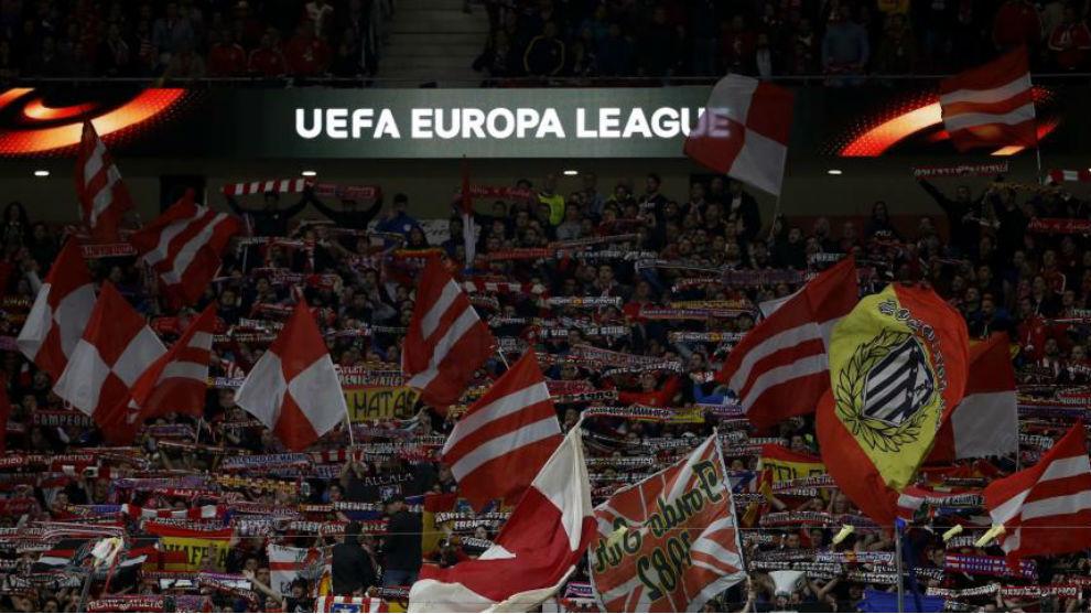 官方:球迷组织破坏秩序,西班牙内政部罚款马竞3万欧元