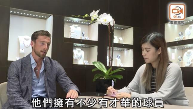 马尔基西奥:不了解港超,但知道去亚洲踢球可赚更多钱