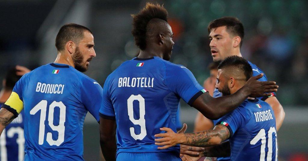 GIF:博努奇建功,意大利扳回一城