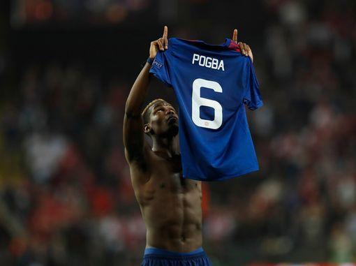 德尚:选博格巴进入大名单,就说明他是法国不可或缺的球员