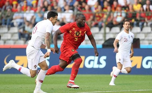 热身赛:双方破门乏术维尔通亨解锁百场,比利时0-0葡萄牙
