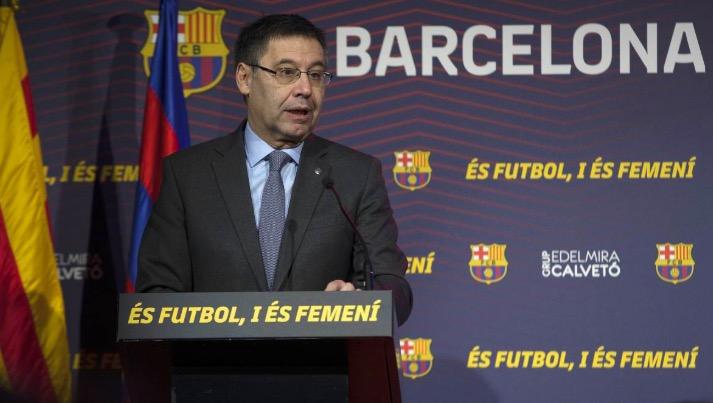 巴托梅乌:登贝莱不会在今夏离开巴塞罗那