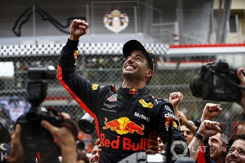 里卡多:如夏休前再赢一场或有机会竞争总冠军
