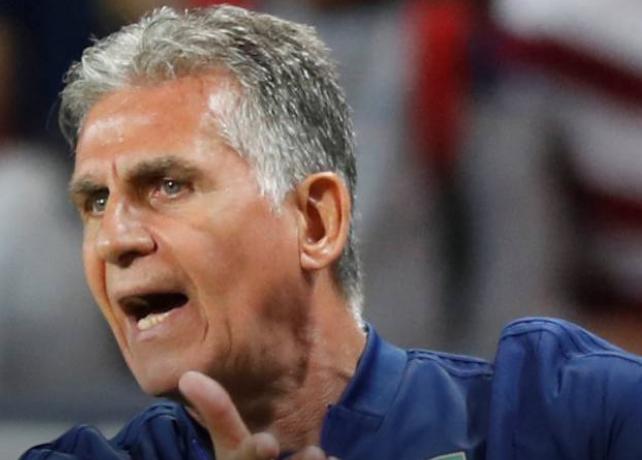 奎罗斯曝多支国家队拒绝与伊朗热身:没人愿和我们踢比赛