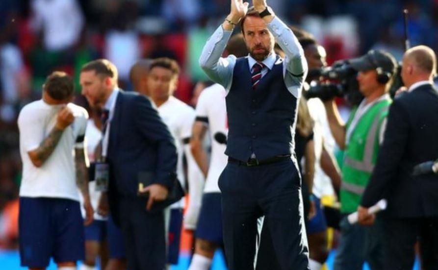 索斯盖特:这是一次很好的练兵,英格兰表现很好
