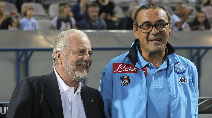 萨里不起诉那不勒斯,将和球队协商解决合同问题