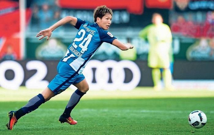 踢球者:日本国脚原口元气接近加盟汉诺威