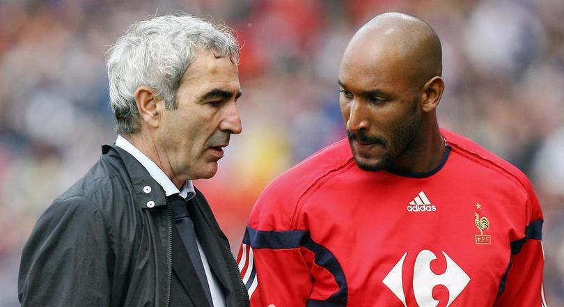 多梅内克谈2010年世界杯:阿内尔卡不尊重我,但他没说脏话