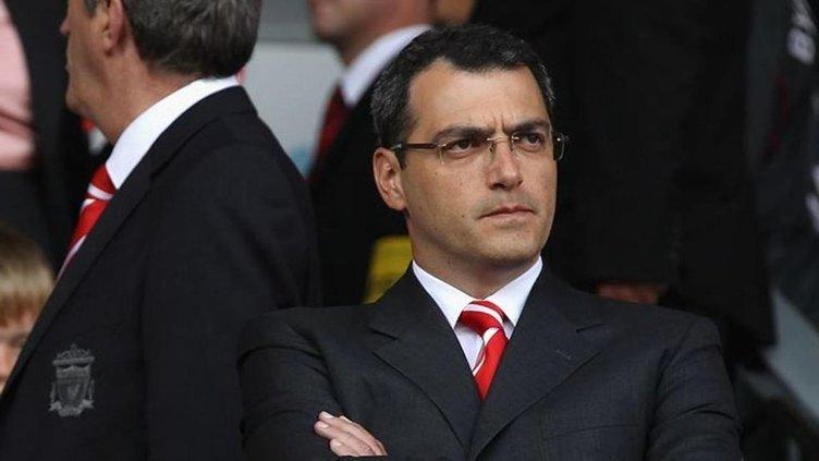 前利物浦体育总监科莫利将赴费内巴切任职