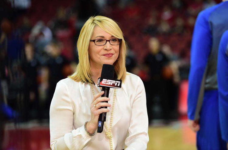著名女记者Doris Burke与ESPN完成多年续约