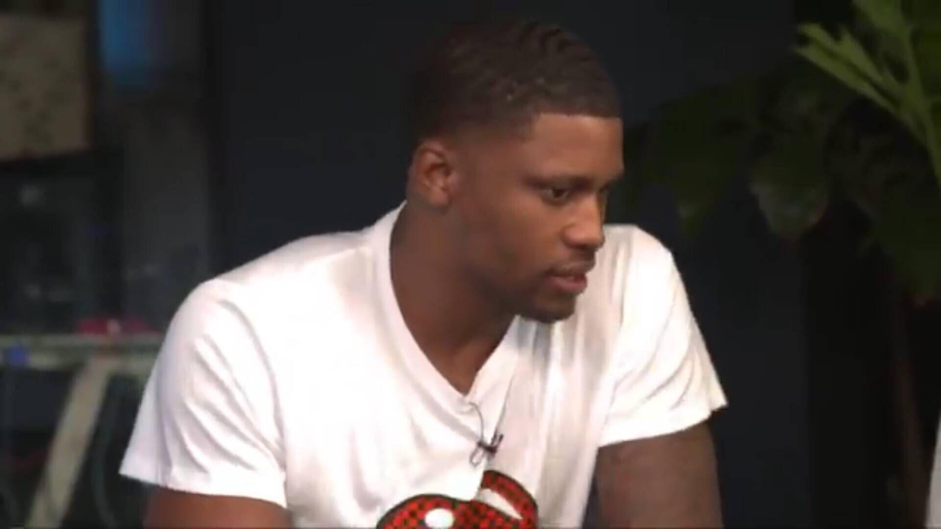 盖伊:我从卡特身上学到了他不断进步的能力