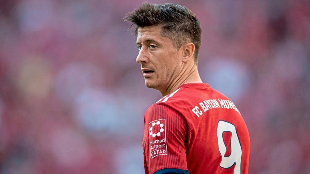 德媒:拜仁将拒绝任何低于2亿欧的莱万报价