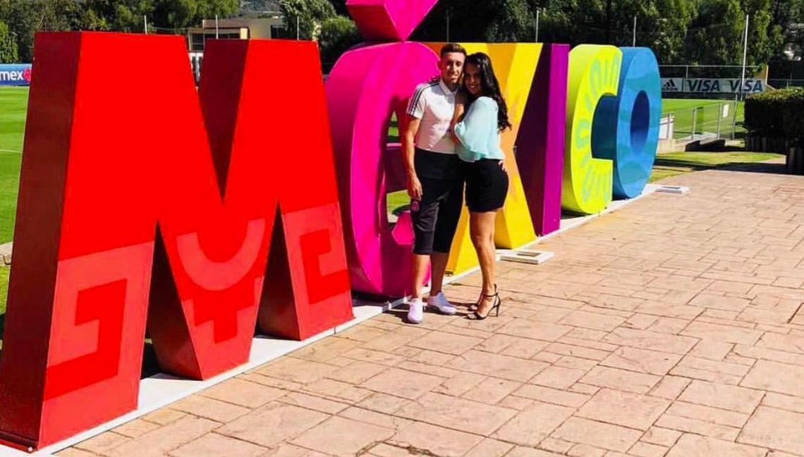 6.7万墨西哥球迷确认参加游行,希望国脚妻子原谅丈夫