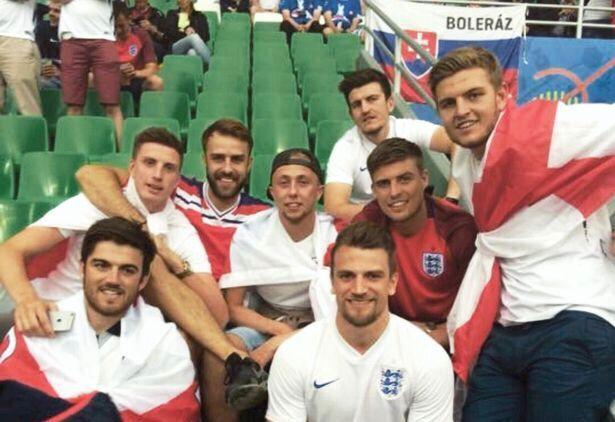 马奎尔:欧洲杯时看台上支持英格兰,参加世界杯如此超现实