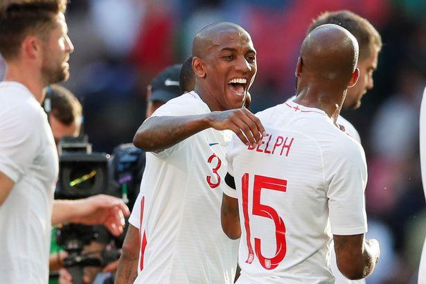 阿什利-扬:世界杯首战很关键;英足总对我们照顾得很到位