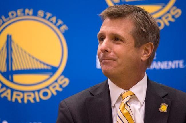 勇士总裁:除了夺冠,勇士正对未来篮球产生影响