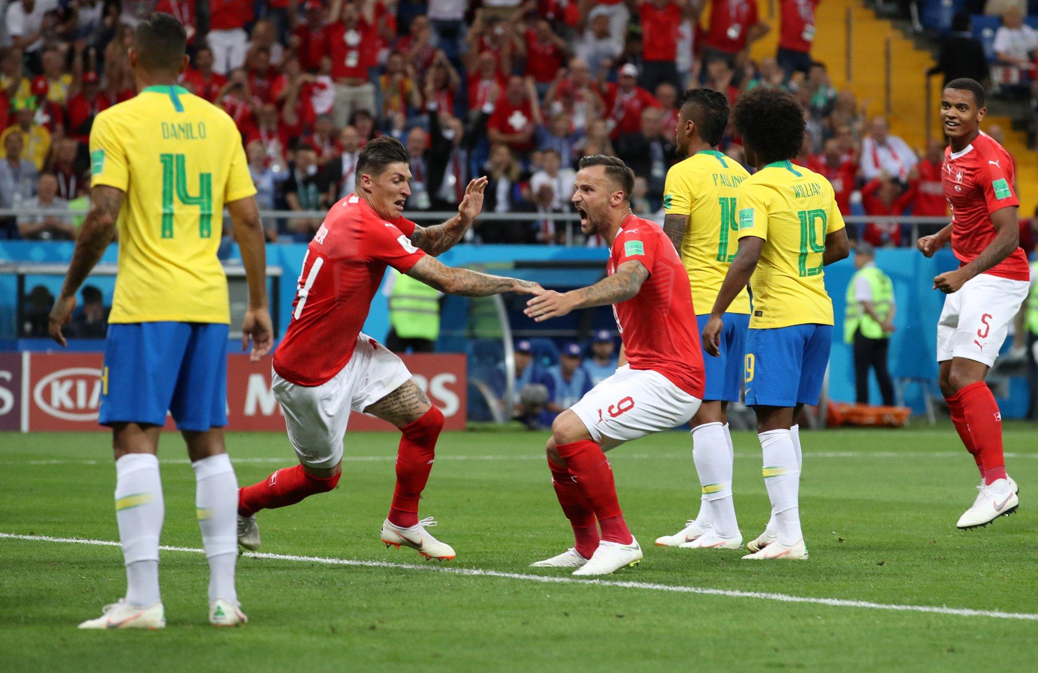 世界杯历史首次!巴西、阿根廷、德国都未能取胜