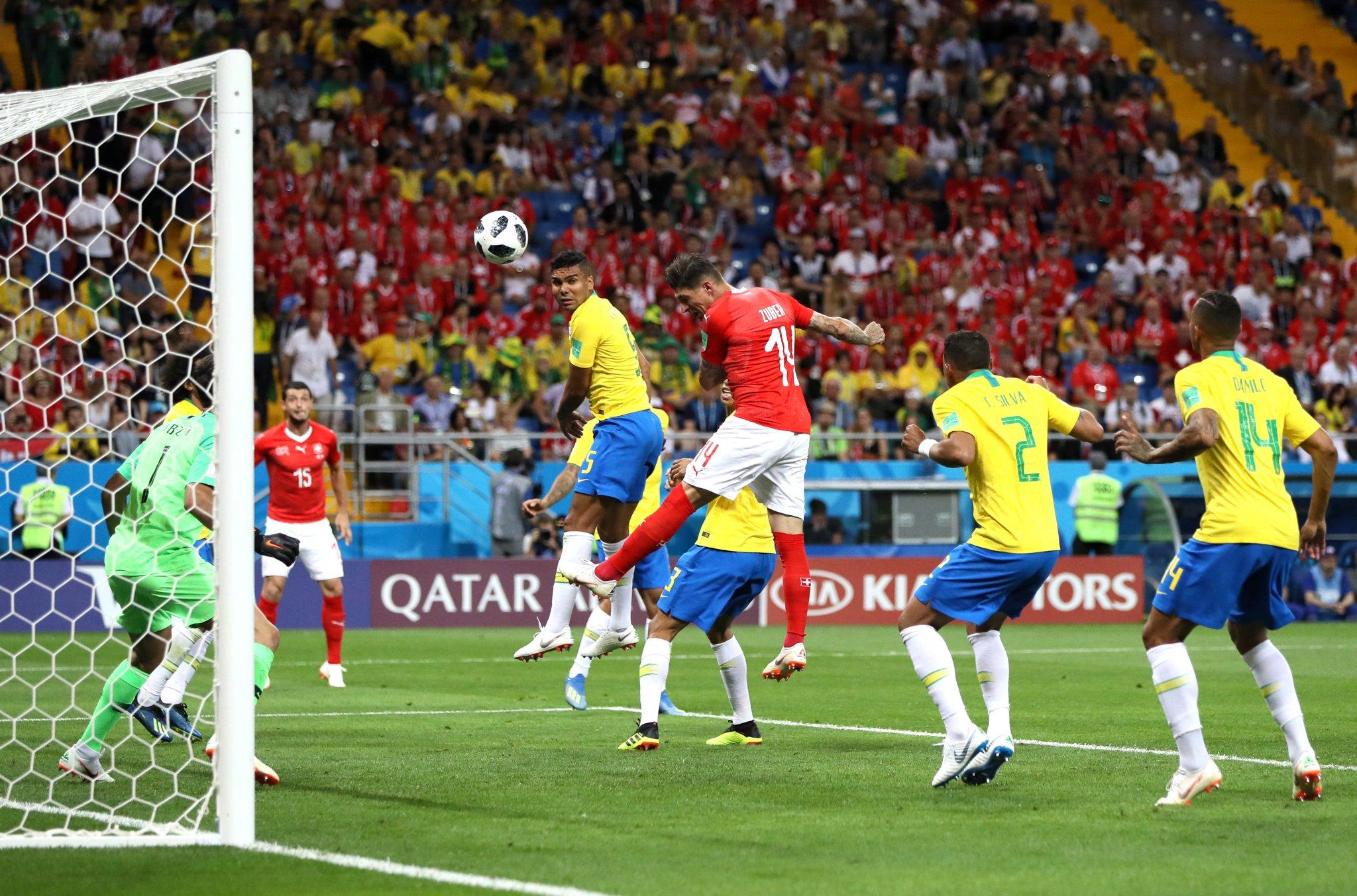 40年来第一次!巴西无缘世界杯首战取胜