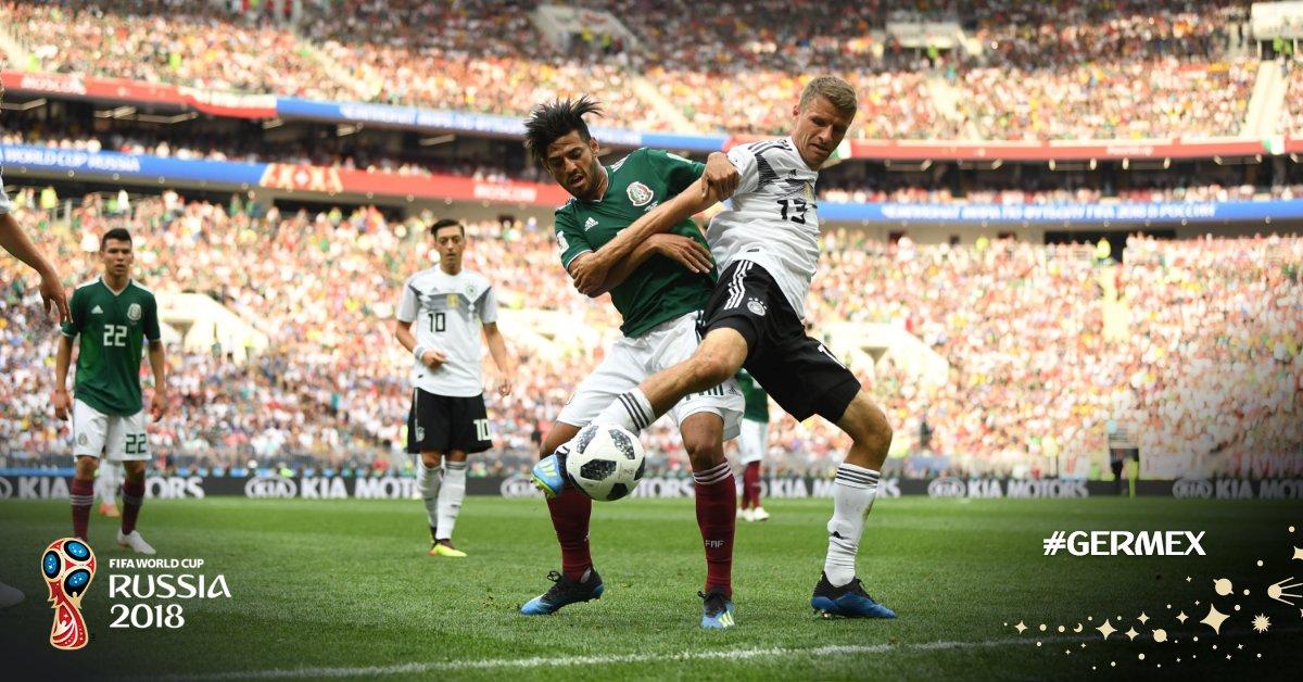 拖后腿!德国队成本届世界杯第一支输球的欧洲球队