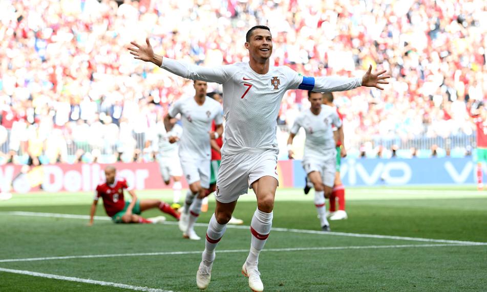 欧洲第一!C罗成全欧洲国家队进球最多球员