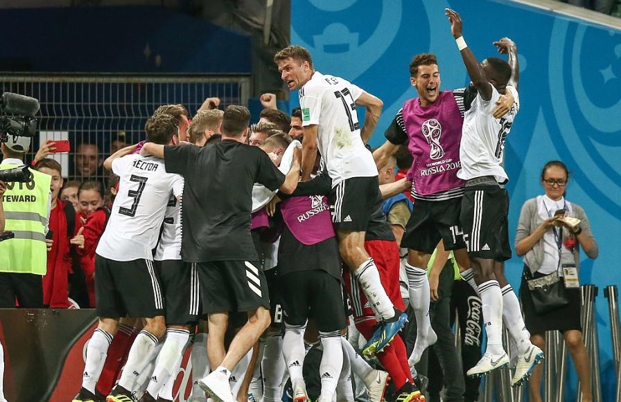 莱因克尔:足球是一项简单的运动,德国又他妈赢了