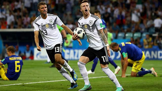 穆勒:这场胜利可能会是德国的一个转折点