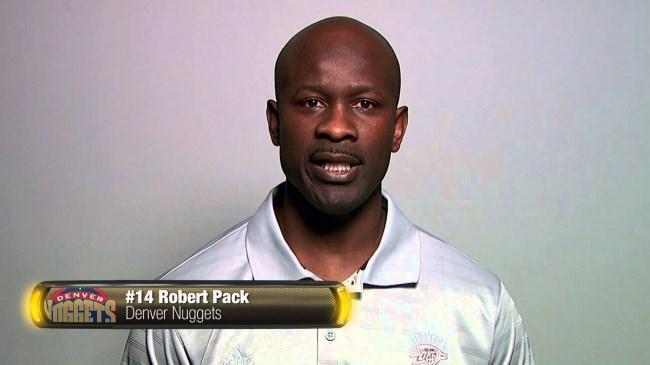 Robert Pack已赞成加盟奇才担负球队助理锻练