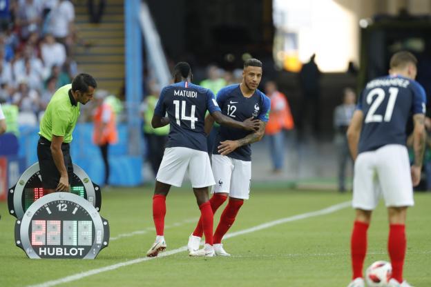 托利索:对阵阿根廷的比赛是我职业生涯中最美好的记忆之一