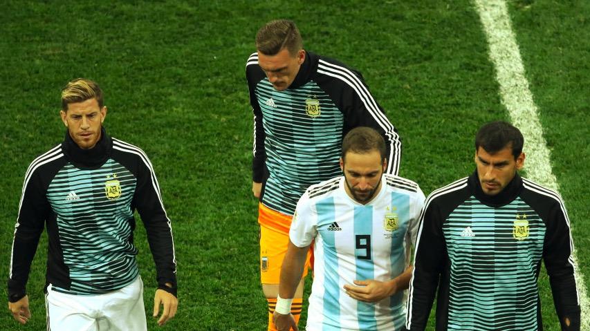 阿根廷阵中唯有3人没获得世界杯上场机会