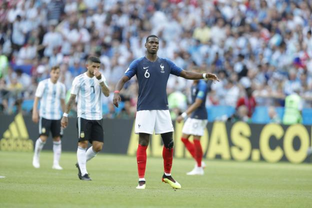 博格巴:如果四分之一决赛法国碰葡萄牙,那将会是复仇之战