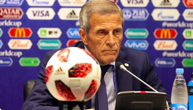 乌拉圭主帅:我们在精神上很强大,来俄罗斯是进决赛的
