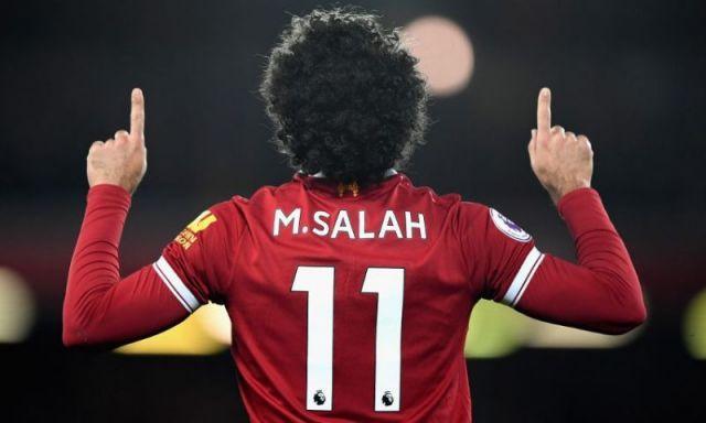 官方:利物浦与埃及前锋萨拉赫续约五年