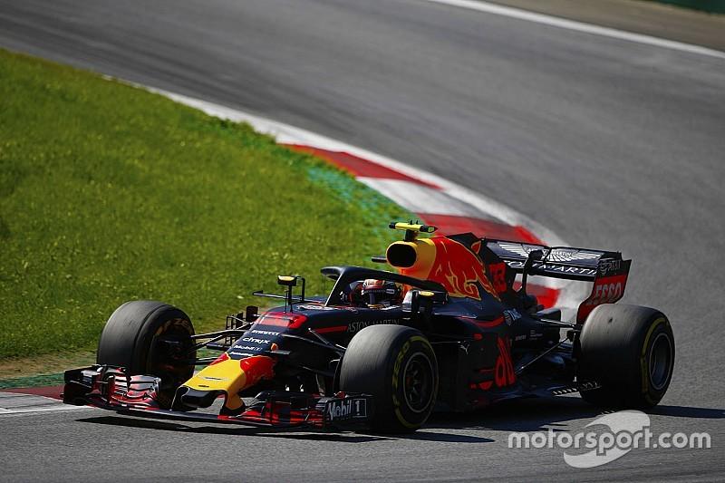 里卡多退赛后,维斯塔潘也调低了引擎功率