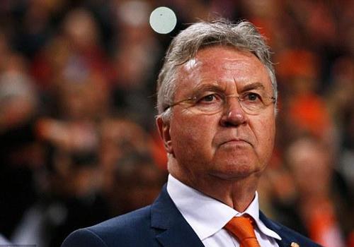 足球报:荷兰名帅希丁克或将成为中国国奥队主帅
