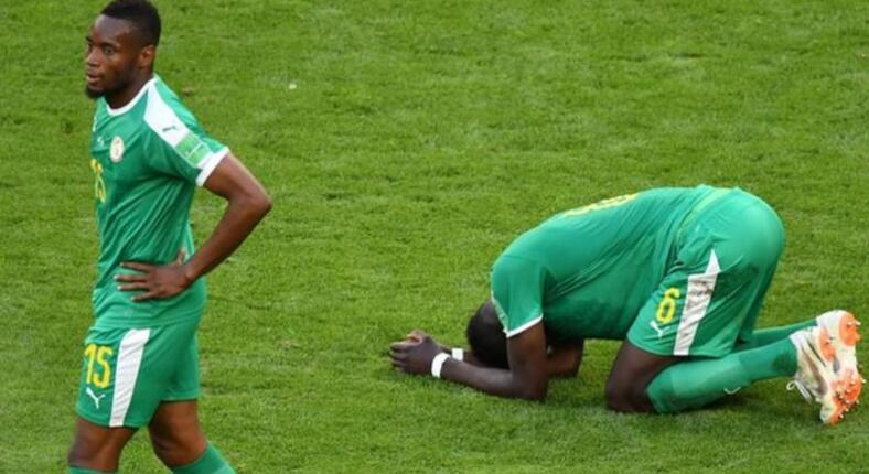 塞内加尔足协抱怨日本队消极比赛,已向FIFA投诉
