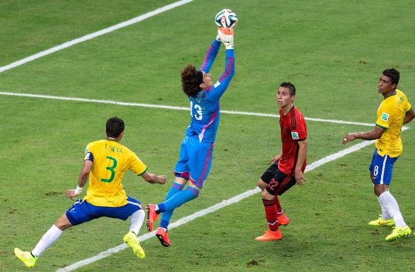 """零进球零胜利!墨西哥队在世界杯上的""""恐巴症"""""""