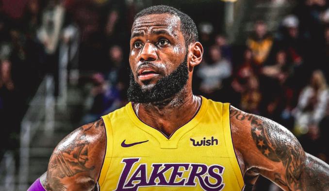 詹姆斯成为NBA历史职业生涯总薪水最高的球员