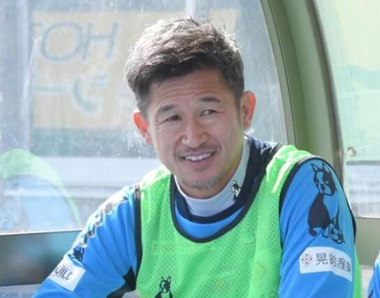 51岁4个月零5天!三浦知良叕刷新最年长球员出场纪录