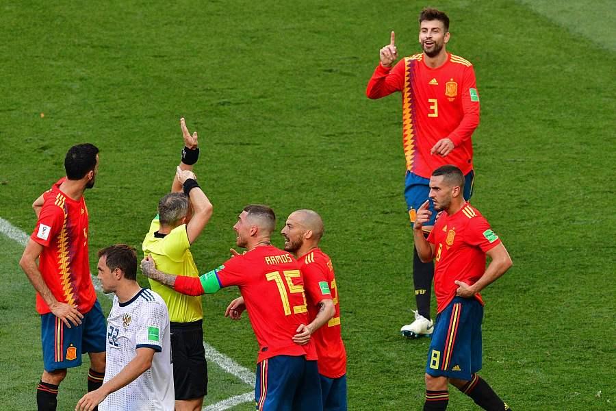 魔咒未破!西班牙在世界杯中对东道主四战全败