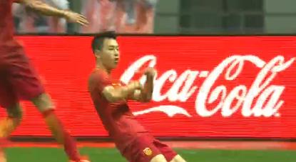 GIF:刘俊贤打上角得手!U17国青1-0印度