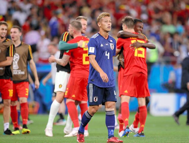 本田圭佑:国家队生涯要结束了,年轻一代将会书写历史