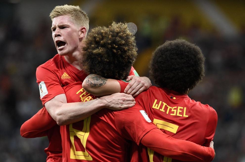 八点开花,比利时成世界杯至今进球人次最多的球队