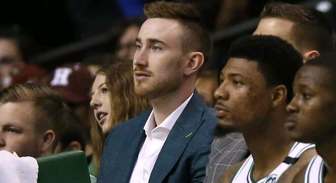 安吉称海沃德目前正逐渐恢复篮球相关训练