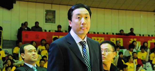 王非出任山西男篮总经理,兼任总教练及主教练