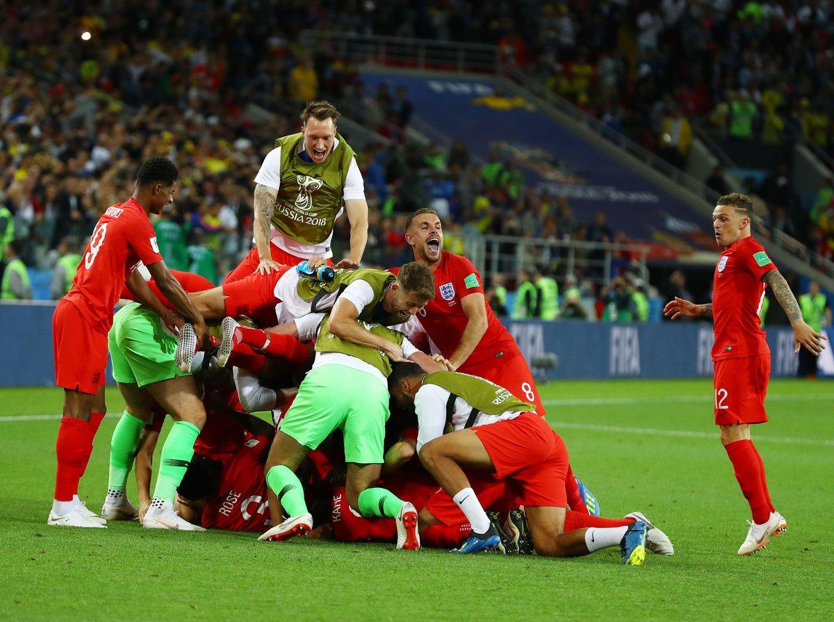 英格兰名宿莱因克尔:我哭了,足球无与伦比!