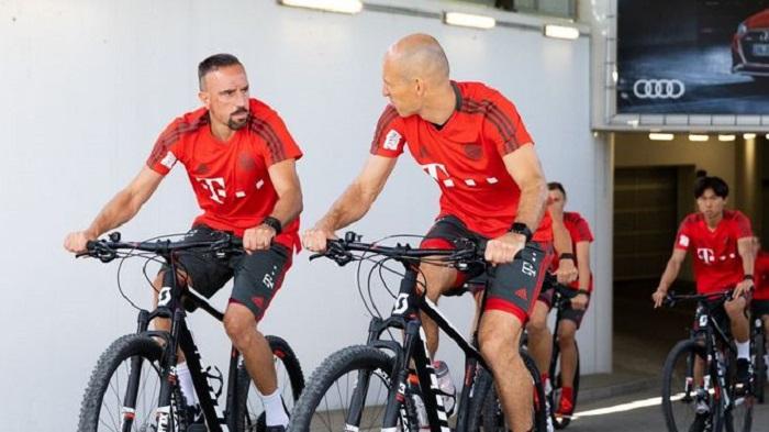 拜仁夏训计划:七月下旬进行美国行,八月中德国超级杯