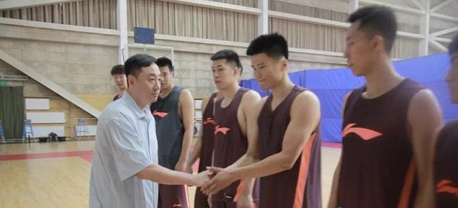 刘冠岑:欢迎王非指导,希望山西队变得更好