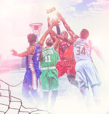 NBATV提问:勒布朗去西部,谁会是东部新王?