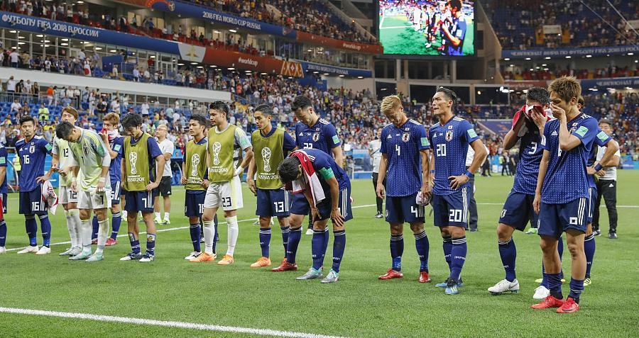 打进世界杯16强,日本队获得1200万美元奖金