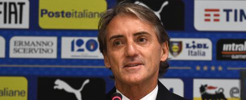 曼奇尼:除了巴西,本届世界杯上没有比意大利更好的队伍
